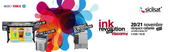 Ink Revolution 2015