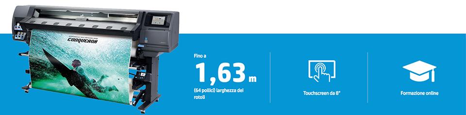 stampante latex hp 365