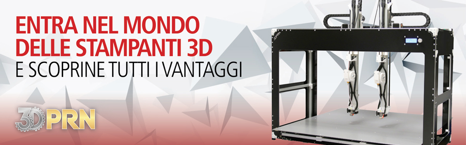 stampa 3d prn