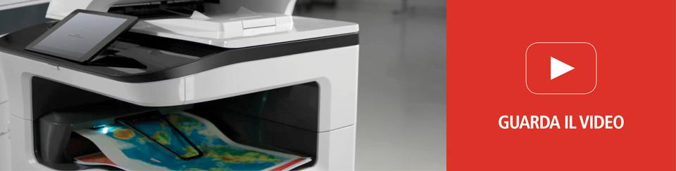 Stampanti multifunzione A3 HP PageWide