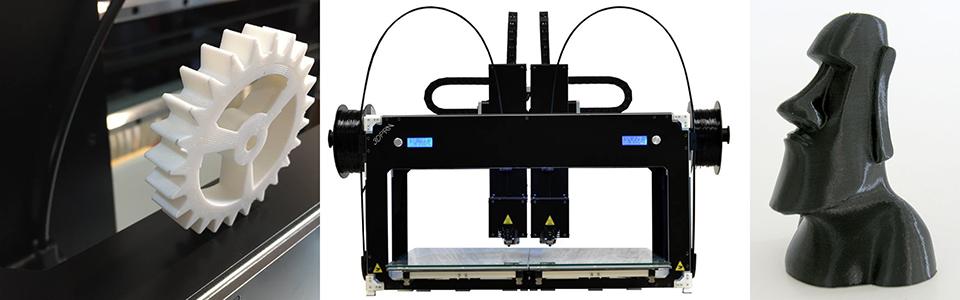 stampanti 3D PRN