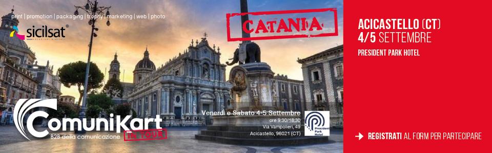 Sicilsat a Comunikart in Tour – Acicastello 4/5 Settembre