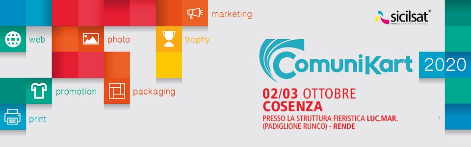 Sicilsat a Comunikart Cosenza – 2/3 Ottobre 2020